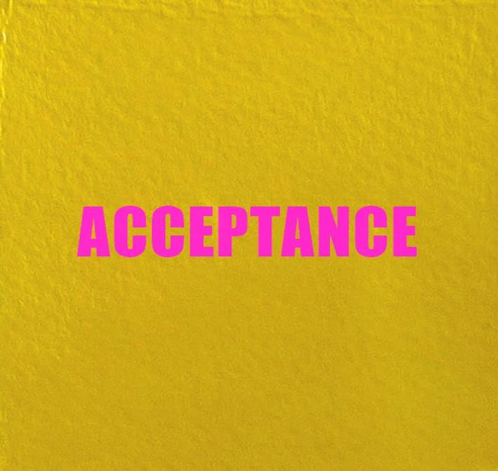 Acceptance, 2021. Digital Photo