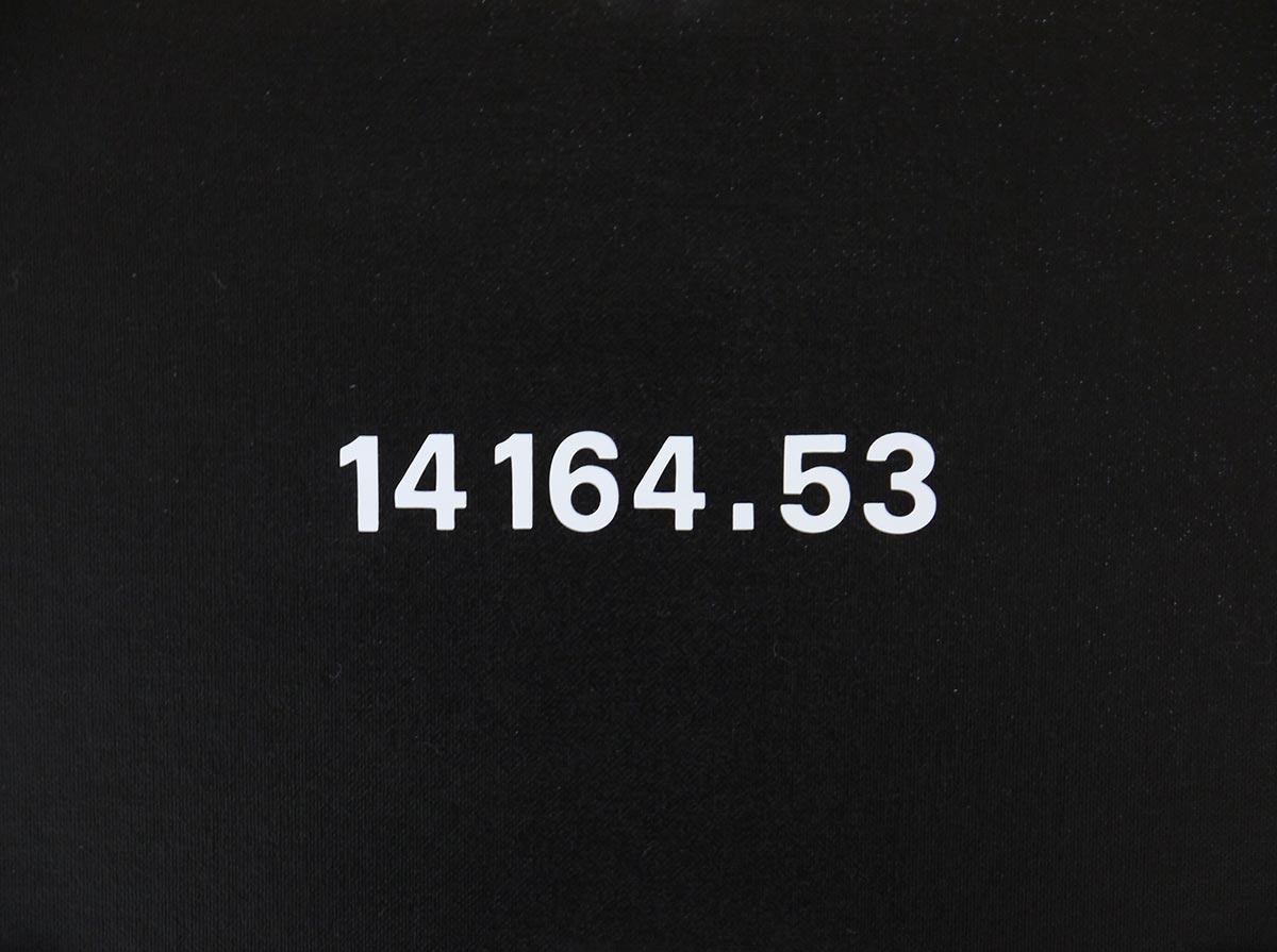 Back to Black I, 2013 Mixed Media on Board 28.5 x 39 cm