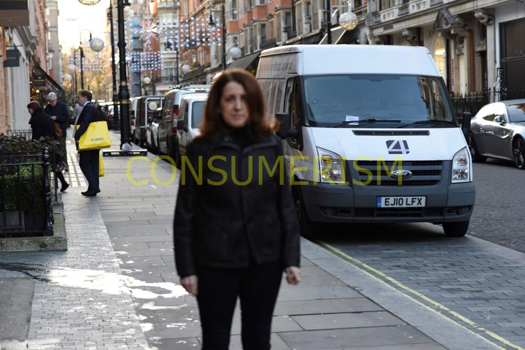 Consumerism, 2017-2021.  Digital Photo