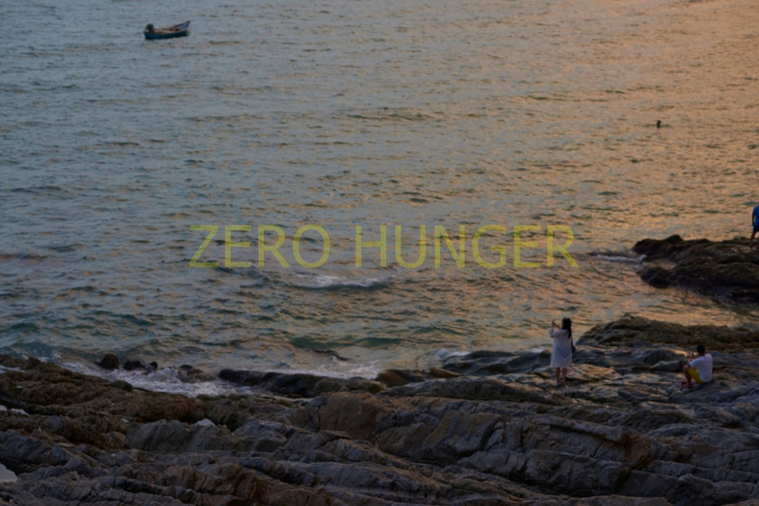 Zero Hunger, 2018-2021.  Digital Photo