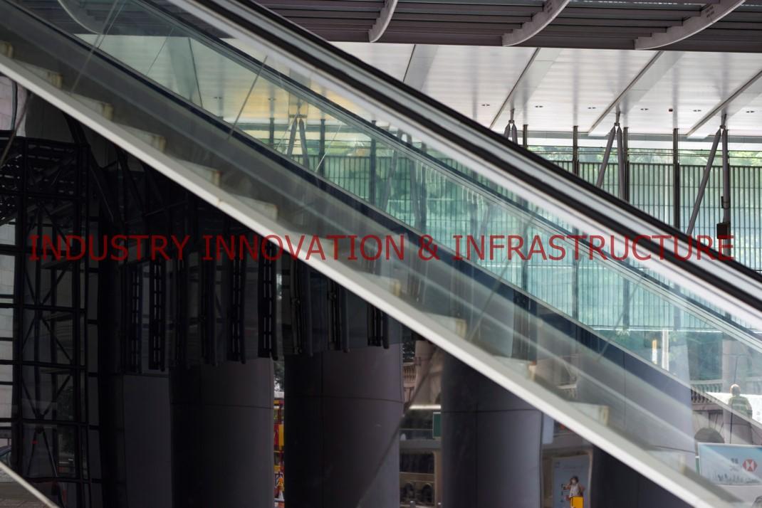 Industry, Innovation & Infrastructure, 2021.  Digital Photo