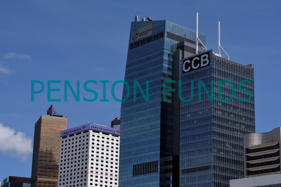 Pension Funds, 2020-2021.  Digital Photo