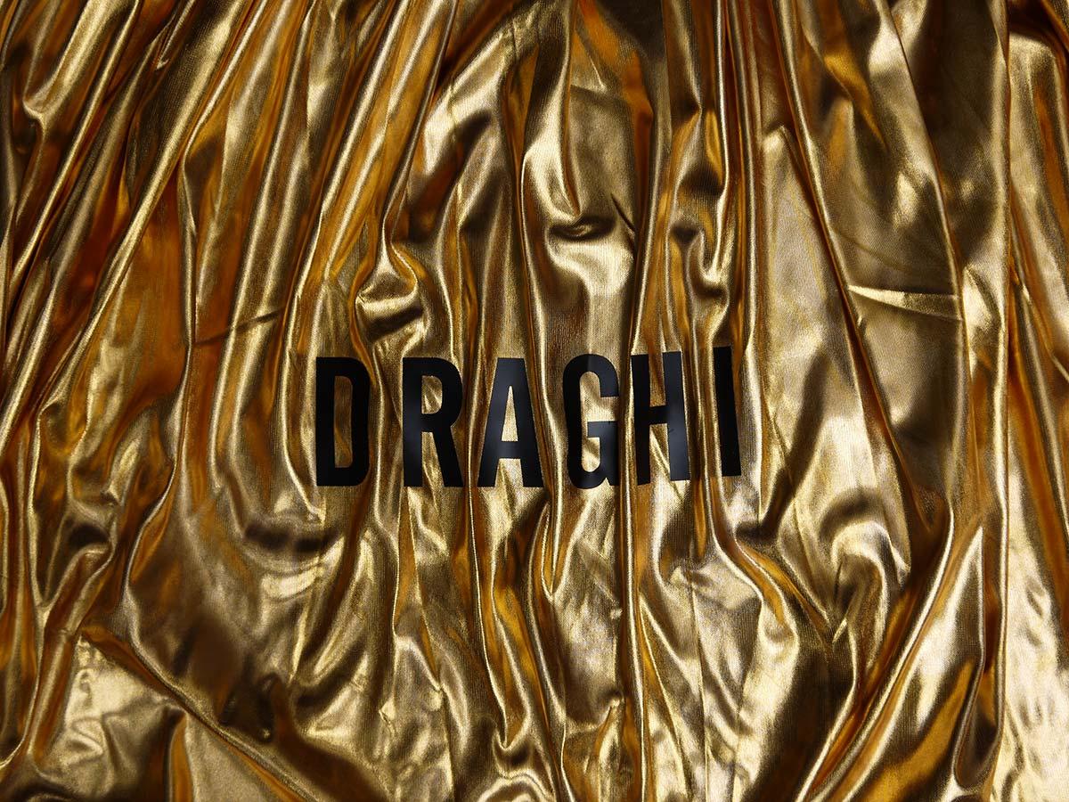 Maybe Draghi is a Magician, 2013 Digital Photo on Plexiglas 42 x 56 cm